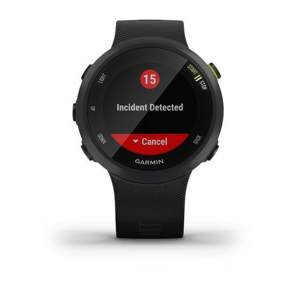 Смарт часы Garmin Forerunner 45 Черный (010-02156-15)