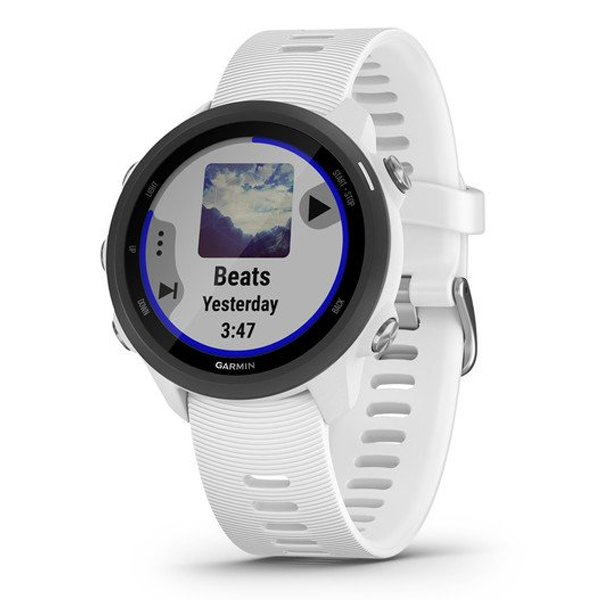 Смарт часы Garmin Forerunner 245 Music (White)