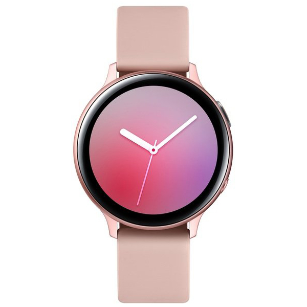 Смарт часы Samsung Galaxy Watch Active2 Aluminium 40mm Rose Gold (SM-R830NZDASKZ)