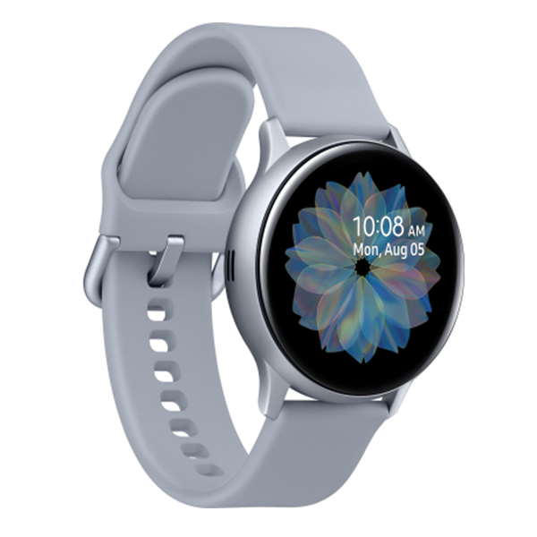 Смарт часы  Samsung Galaxy Watch Active2 Aluminium 40mm Silver (SM-R830NZSASKZ)