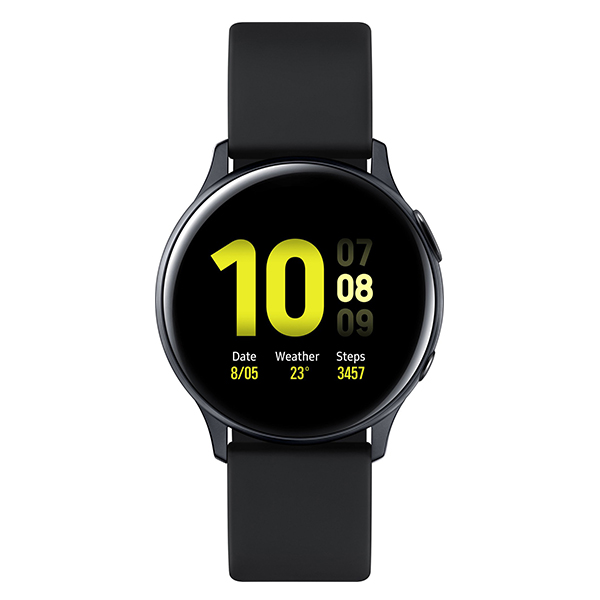 Смарт часы  Samsung Galaxy Watch Active2 Aluminium 44mm Black (SM-R820NZKASKZ)