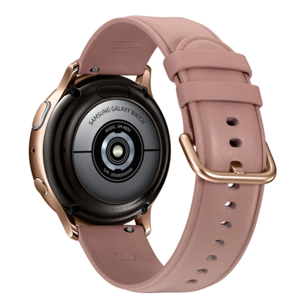Смарт часы  Samsung Galaxy Watch Active2 Stainless 40mm Gold SM-R830NSDASKZ