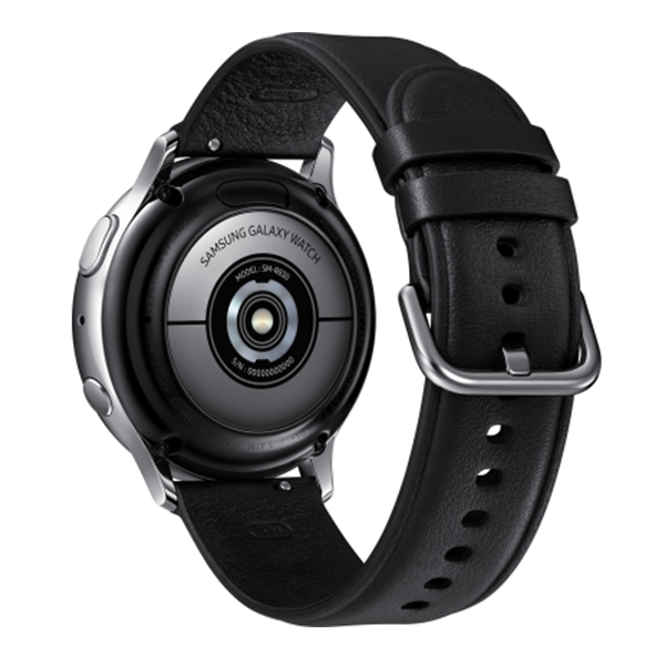 Смарт часы  Samsung Galaxy Watch Active2 Stainless 40mm Silver SM-R830NSSASKZ