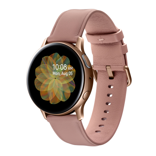 Смарт часы  Samsung Galaxy Watch Active2 Stainless 44mm Gold SM-R820NSDASKZ
