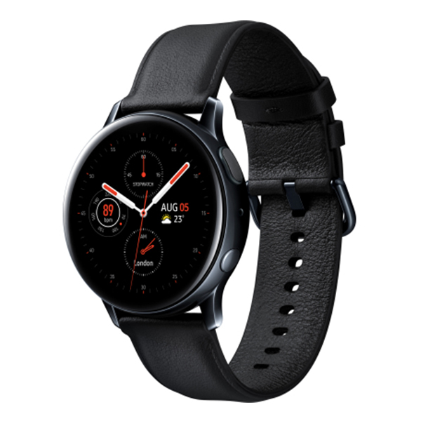 Смарт часы  Samsung Galaxy Watch Active2 Stainless 44mm Black SM-R820NSKASKZ