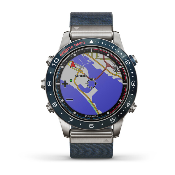 Смарт часы Garmin Marq Captain (010-02006-07)