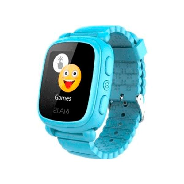 Детские смарт часы Elari KidPhone 2 Blue