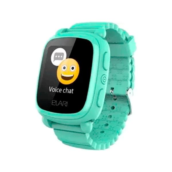 Детские смарт часы Elari KidPhone 2 Green