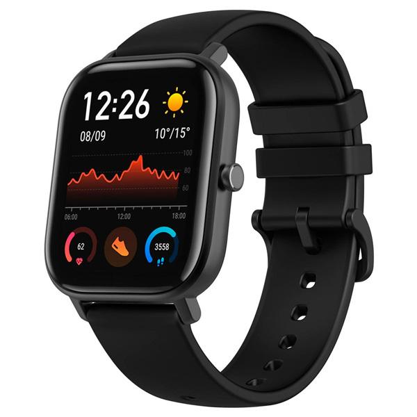 Смарт часы Xiaomi Amazfit GTS Black