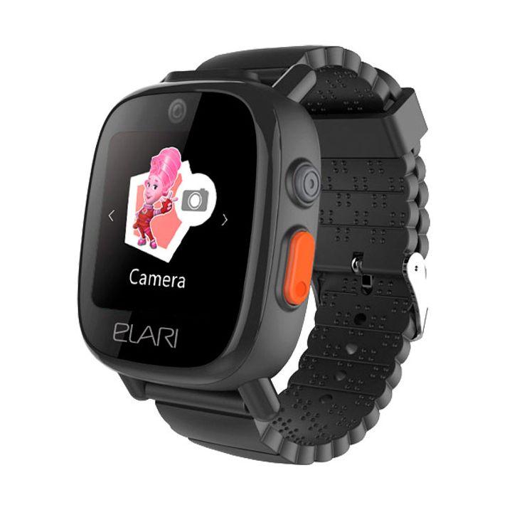 Детские смарт часы Elari Fixitime 3 Черный