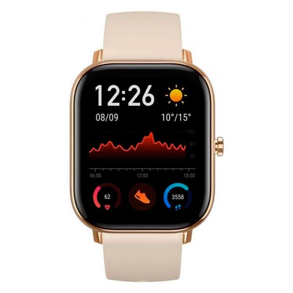 Смарт часы Xiaomi Amazfit GTS Gold (A1914)