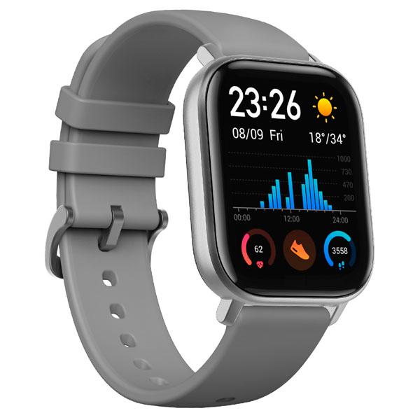 Смарт часы Xiaomi Amazfit GTS Lava Grey (A1914)