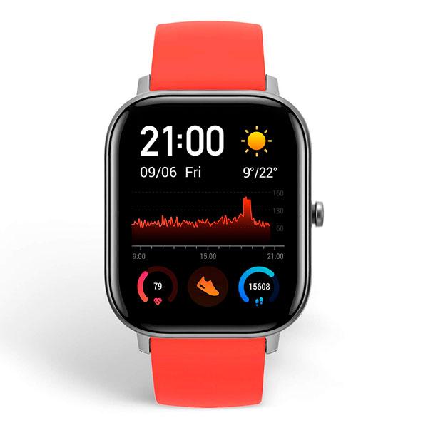 Смарт часы Xiaomi Amazfit GTS Orange (A1914)