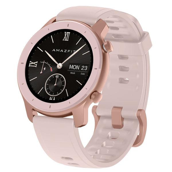 Смарт часы Xiaomi Amazfit GTR42 Pink (А1910)