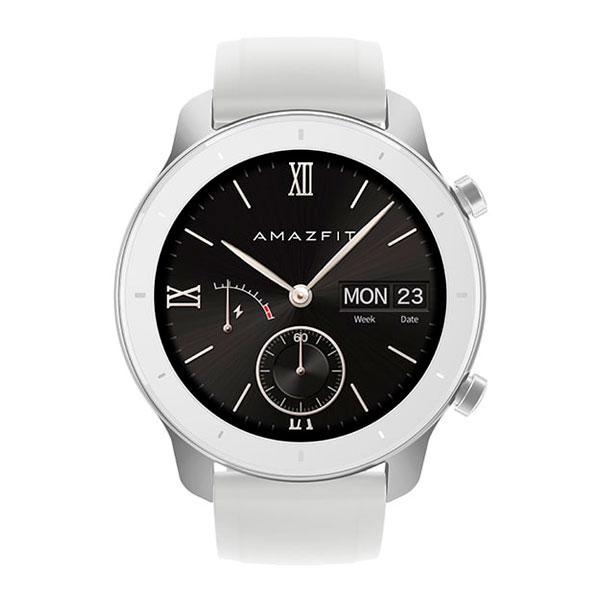 Смарт часы Xiaomi Amazfit GTR42 White (А1910)