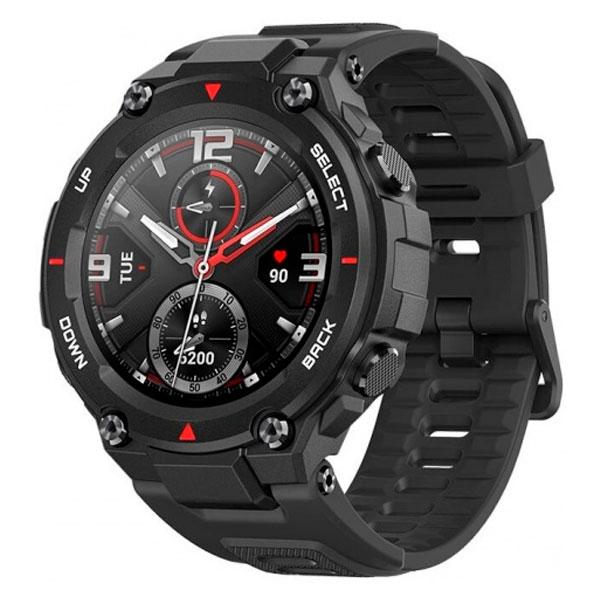 Смарт часы Xiaomi Amazfit T - Rex  Black (А1919)