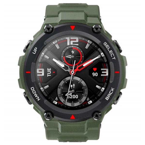 Смарт часы Xiaomi Amazfit T-Rex Army Green (А1919)