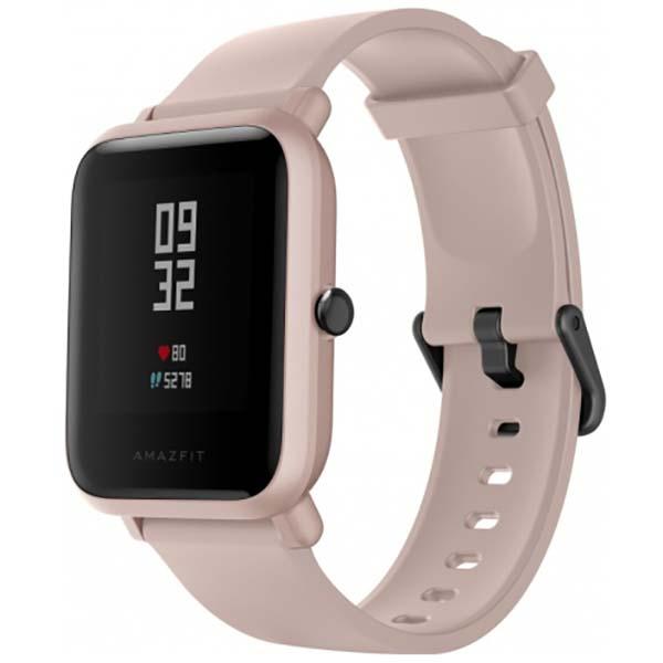Смарт часы Xiaomi Amazfit Bip S Pink (A1821)