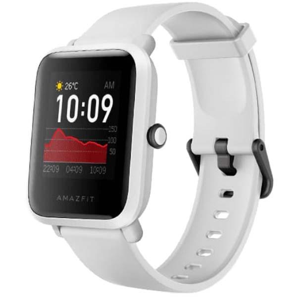Смарт часы Xiaomi Amazfit Bip S White (A1821)