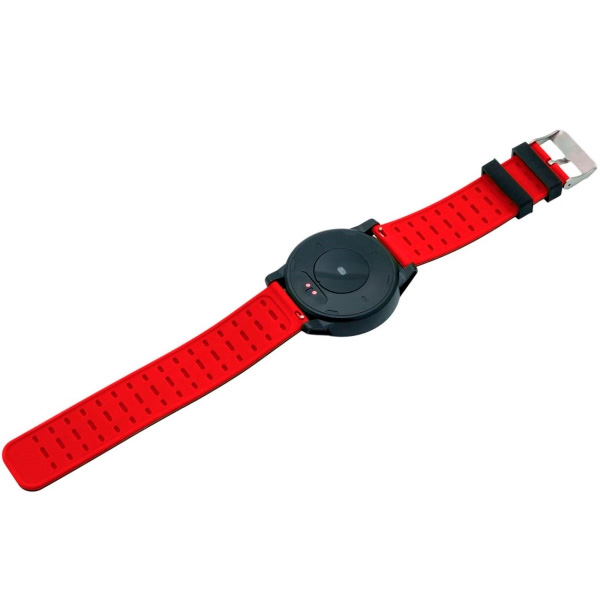 Смарт часы Qumann QSW 01 Black/Red (15011)