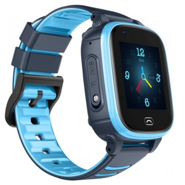 Смарт часы Jet Kid Vision 4G голубой+серый