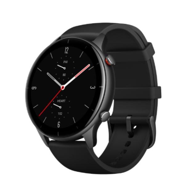 Смарт часы Xiaomi Amazfit GTR 2e Obsidian Black