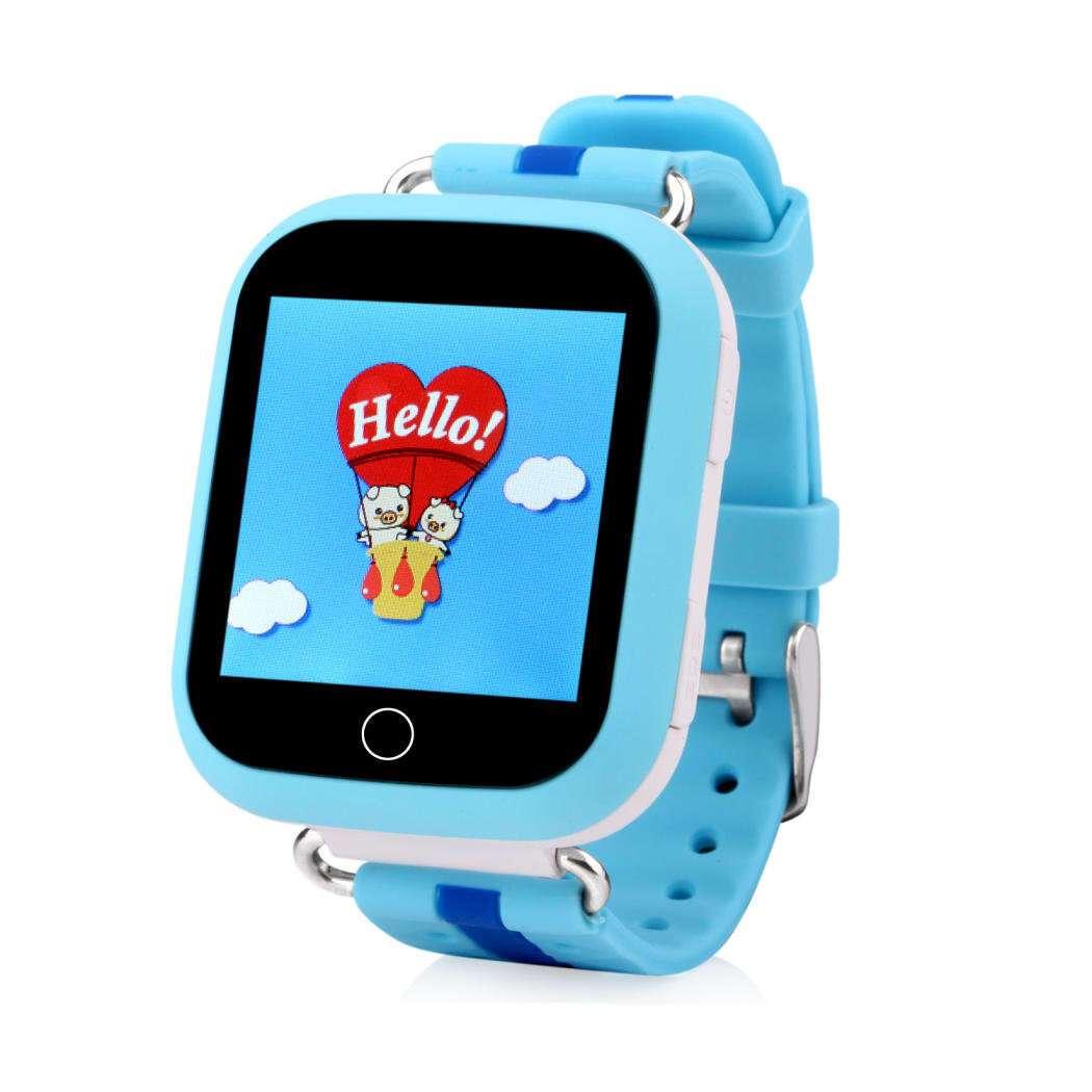 Смарт часы Wonlex GW200s Q100 Blue