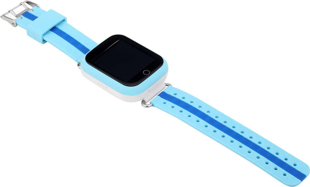 Смарт часы Wonlex Q100/ GW200s blue