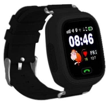 Смарт часы Wonlex GW100 Q90 Black