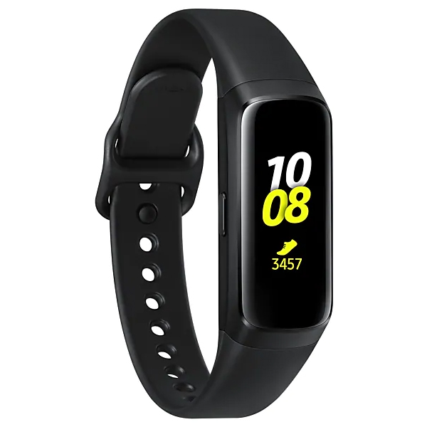 Фитнес браслет Samsung Galaxy Fit Black (SM-R370NZKASKZ)