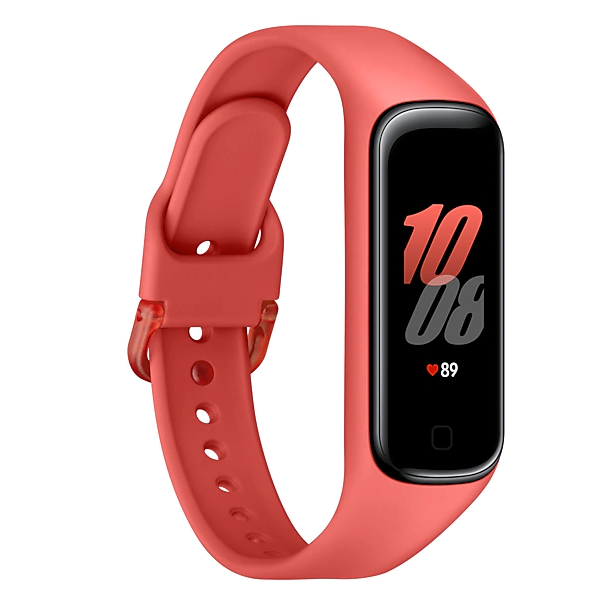 Фитнес браслет Samsung Galaxy Fit 2 Red (SM-R220NZRACIS)