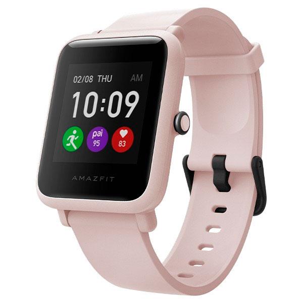 Смарт часы Xiaomi Amazfit Bip S Lite Pink (A1823)