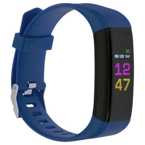 Фитнес браслет Qumann QSB 11 10211 Dark Blue