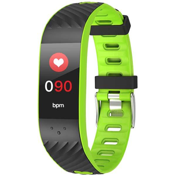 Фитнес браслет Qumann QSB 12 12001 Green+Black