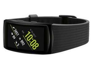 Фитнес-браслет Samsung Gear Fit2 Pro (Black)