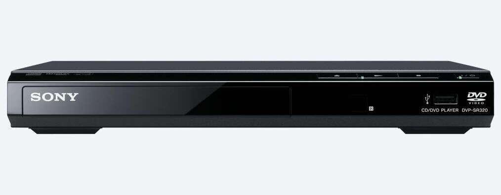 DVD плеер Sony  DVP-SR320/BC