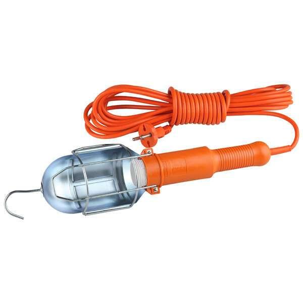 Лампочка+розетка ЭРА   WL-1s-7m 2x1мм2