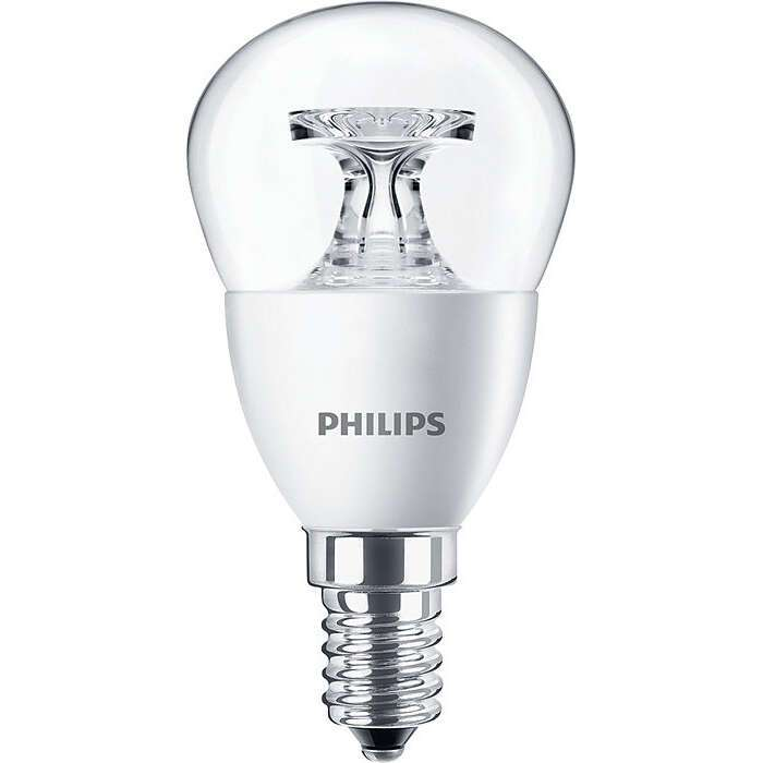 LED лампа Philips Corepro lustre ND 5.5-40W E14 840 P45 CL