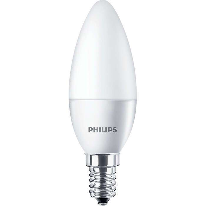 LED лампа Philips CorePro ND 5.5-40W E14 827 B35 FR