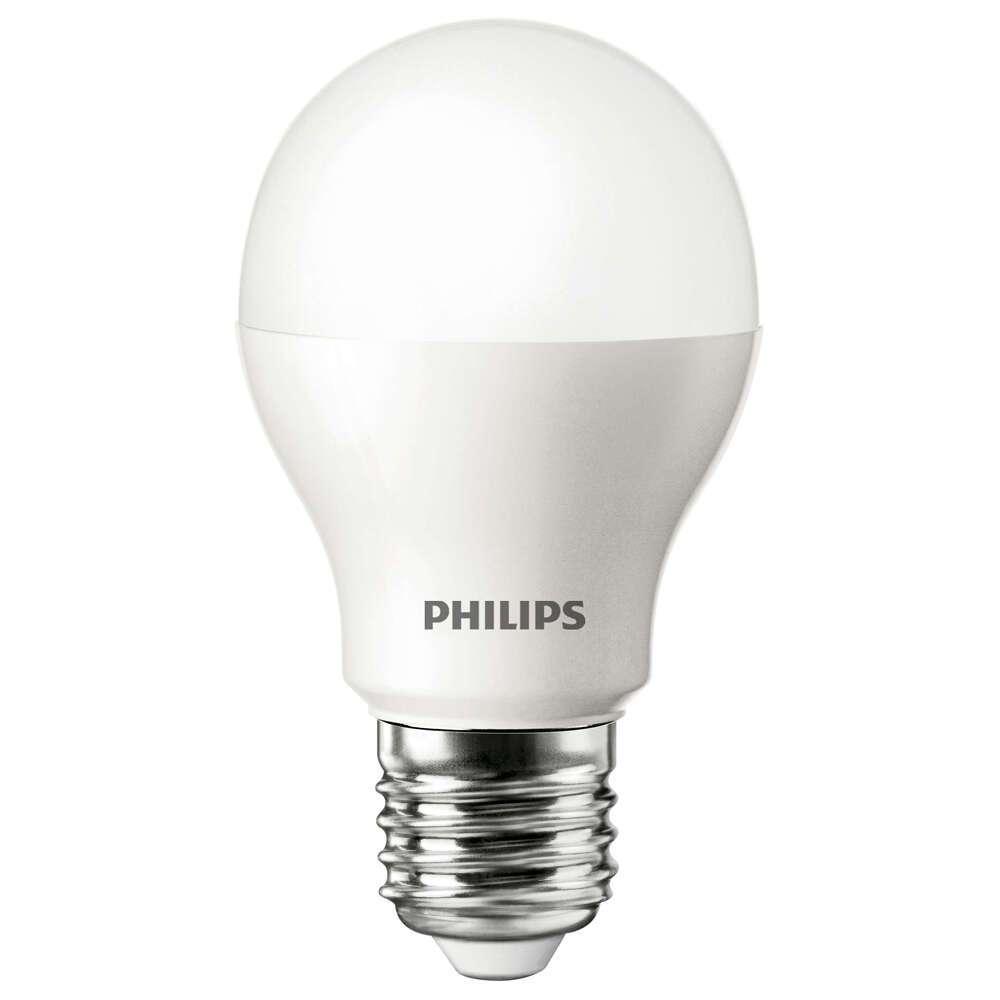 LED лампа Philips Bulb 8-70W E27 6500K 230V A60