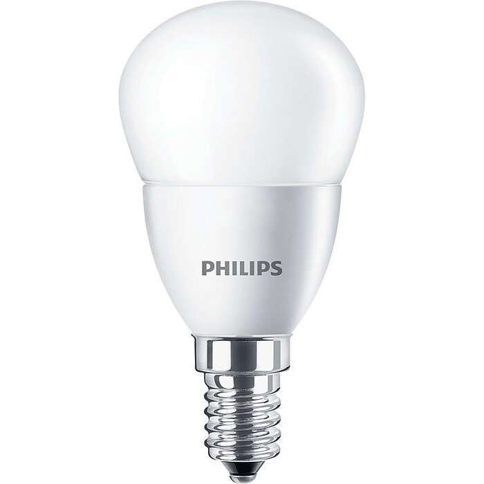 LED лампа Philips CorePro ND 5.5-40W E14 827 P45 FR