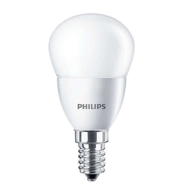 LED лампа Philips CorePro lustre ND 5.5-40W E14 840 P45 FR