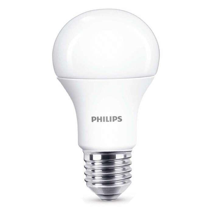 LED лампа Philips Bulb 10.5-85W E27 6500K 230 A60