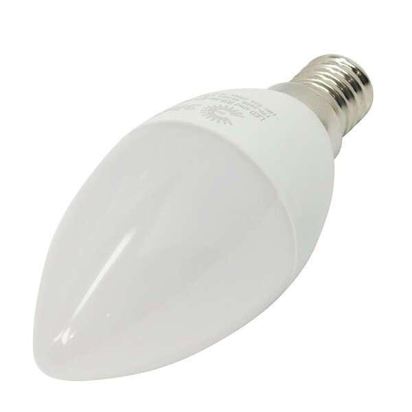 Светодиодная лампа ЭРА ECO LED B35-6W-827-E14