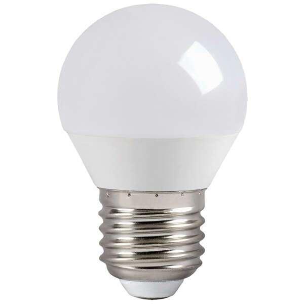 Светодиодная лампа ЭРА ECO LED Р45-6W-840-E27