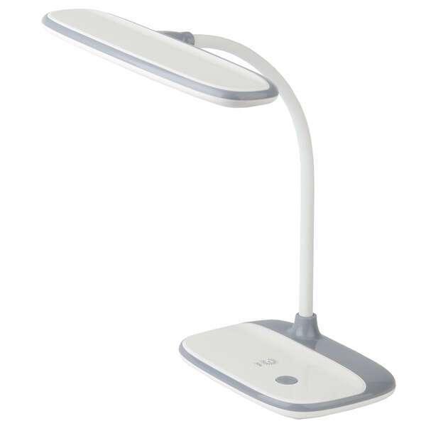 Светильник настольный ЭРА NLED-458-6W-W