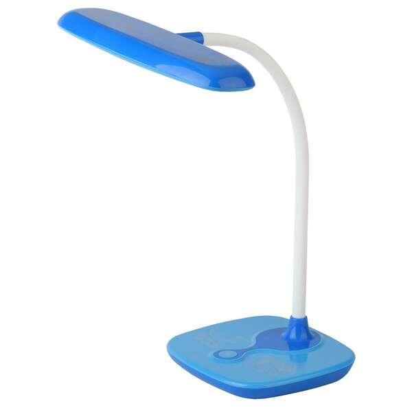 Настольный светильник ЭРА NLED-432-6W-BU (Синий)