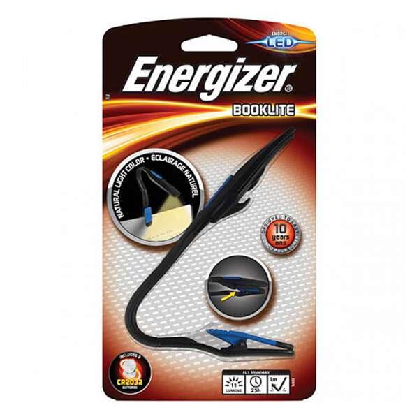 Фонарь для чтения Energizer Booklite CR2032x2 Tray