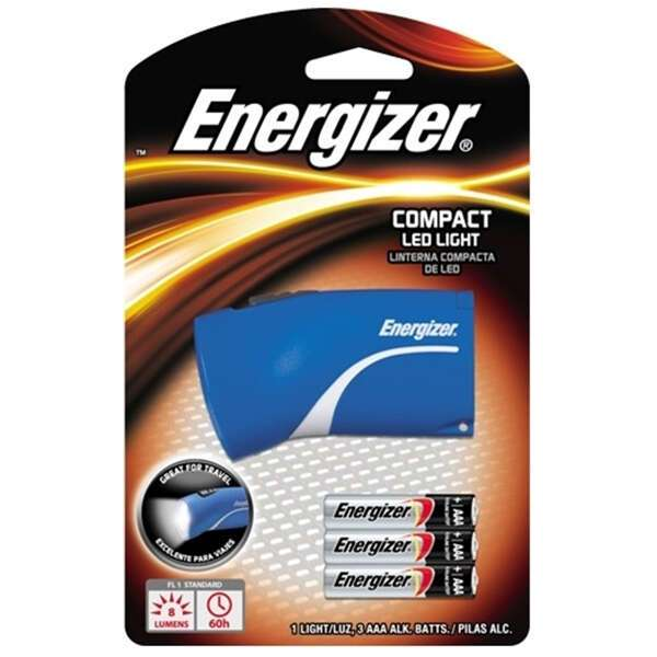 Фонарь Energizer FL Pocket Light+3AAA