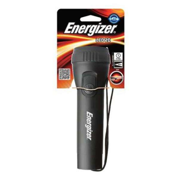Фонарь Energizer Plastic Light 2xAA (wo cells)